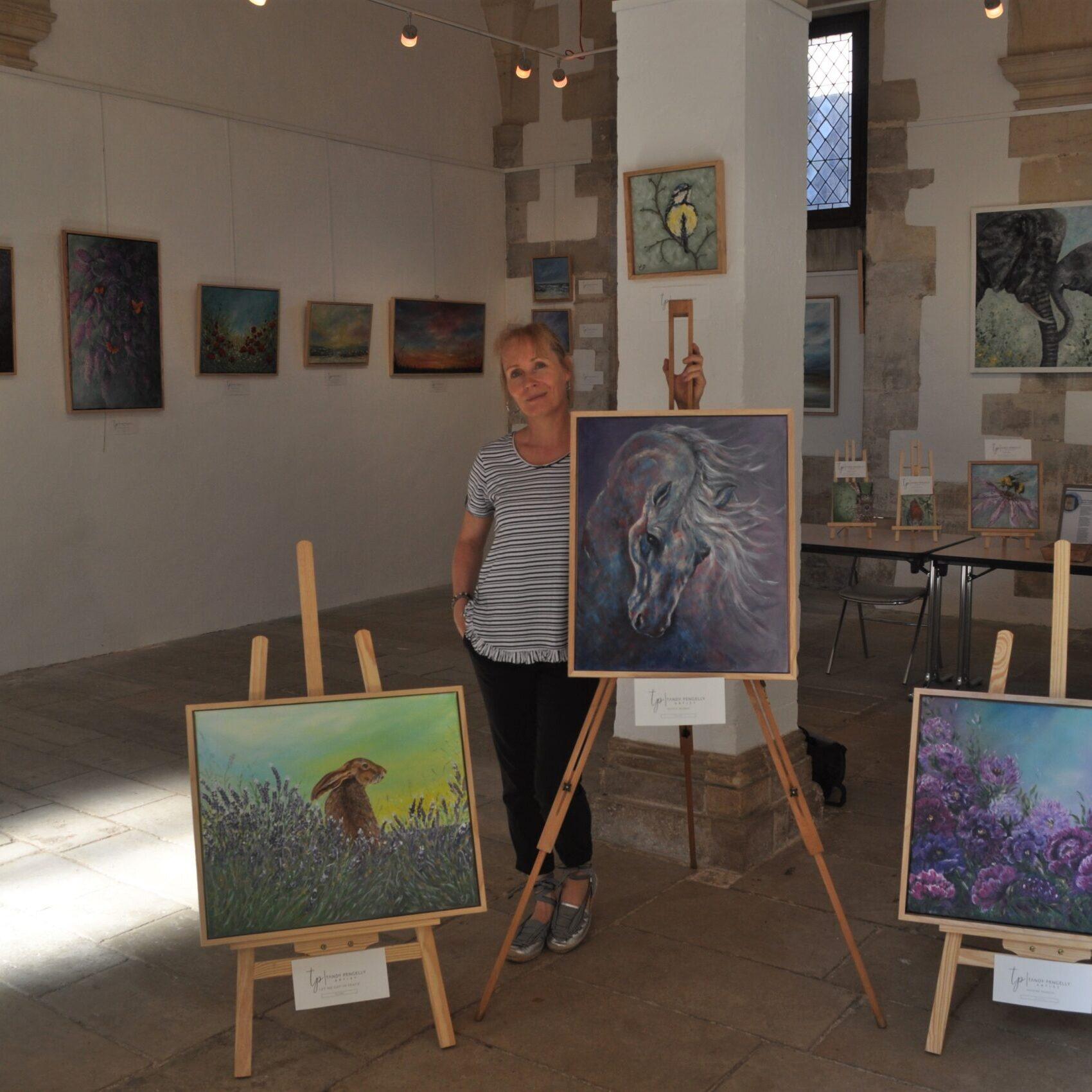 Tandy Pengelly Artist